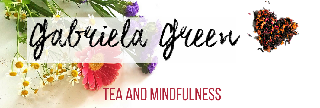 Gabriela Green Logo Tea and Mindfulness - www.gabriela.green